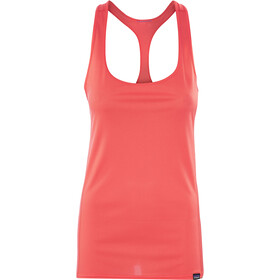 Patagonia Capilene Lightweight Top sin Mangas Mujer, carve coral